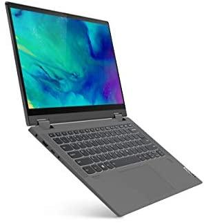 "Lenovo Flex 5 14 14.0"" Laptop, 14.0"" FHD (1920 x 1080) Touch Display, AMD Ryzen 5 5500U Processor, 16GB DDR4 RAM, 256GB NVMe SSD Storage, AMD Radeon Graphics, Windows 10H, 82HU0036US, Graphite Grey 6"