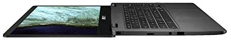 Asus Intel Celeron N3350 4GB Reminiscence 32GB eMMC 14-Inch Chromebook (Slate Grey) 7