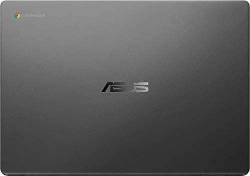 "Asus 14.0"" HD Chromebook Laptop PC, Intel Dual Core Celeron N3350 Processor, 4GB RAM, 32GB eMMC, Chrome OS, Grey 7"