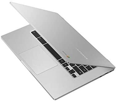 """SAMSUNG XE350XBA-K01US Chromebook 4 + Chrome OS 15.6"""" Full HD Intel Celeron Processor N4000 4GB RAM 32GbEmmc Gigabit Wi-Fi, Silver 13"""