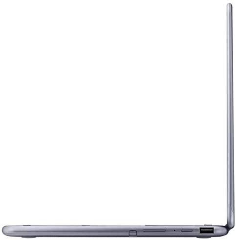 Samsung 12.2-inch Full-HD Touchscreen Chromebook - Intel 3965Y Dual-Core - 4GB Memory - 32GB eMMC Storage - Stealth Silver (Verizon) (Renewed) 6