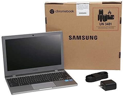 "Samsung Chromebook 4, 11.6"" HD Laptop computer, Intel Celeron N4000, 4 GB RAM, 32GB eMMC, UHD Graphics 600 (Google Classroom Prepared), Chrome OS, with TSBEAU Mild & USB 3.0 Hub& 32GB Micro SD Card 6"
