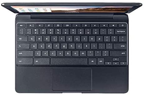 2021 Samsung 11.6 Inch Non-Touch Chromebook Laptop  Intel Celeron N3060 up to 2.48 GHz  4GB LPDDR3 RAM  64GB eMMC  WiFi  Bluetooth  HDMI  Chrome OS + NexiGo 32GB SD Card 7