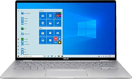 "ASUS 14 2-in-1 14"" FHD Touchscreen Laptop Computer_ AMD Ryzen 5 3500U Quad-Core Up to 3.7GHz (Beats I7-7500U)_ 8GB DDR4 RAM, 256GB SSD_ Online Class Ready_ Windows 10_ BROAGE 64GB Flash Stylus 3"