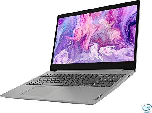 "Lenovo - IdeaPad 3 15"" Laptop - Intel Core i3-1005G1-8GB Memory - 256GB SSD - Platinum Grey - 81WE011UUS 2"