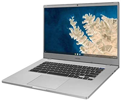 """Samsung Chrome OS 15.6"""" Full HD Intel Celeron Processor N4000 4GB RAM 64GB eMMC Gigabit Wi-Fi -XE350XBA-K02US (Renewed) 4"""