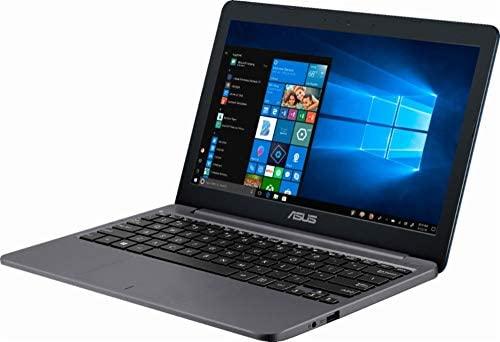 "Asus Vivobook E203MA Thin and Lightweight 11.6"" HD Laptop, Intel Celeron N4000 Processor, 4GB RAM, 64GB eMMC Storage, 802.11AC Wi-Fi, HDMI, USB-C, Win 10 3"