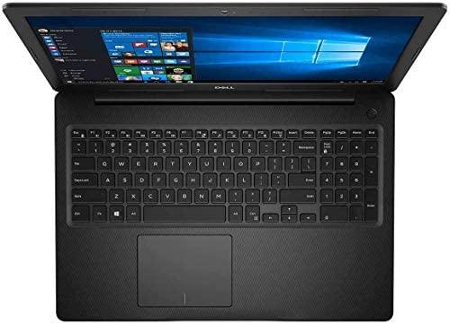 "Latest_Dell Inspiron 15 3000 Laptop, 15.6"" HD Anti-Glare LED-Backlit Narrow Border Display, Intel_Celeron N4020 Processor, 4GB RAM, 128GB SSD, Windows 10, Wireless+ Bluetooth, HDMI 2"