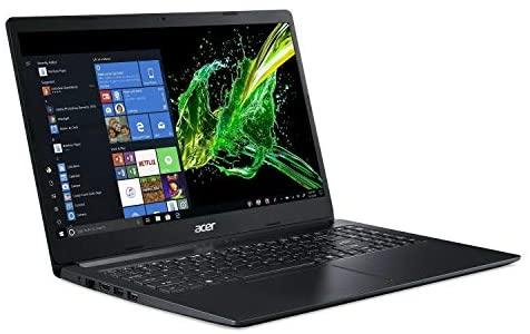 "Acer Aspire 1 15.6"" Laptop computer Intel Celeron N4000 1.1GHz 4GB Ram 64GB Flash Win10HS (Renewed) 2"