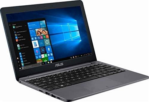 "Asus Vivobook E203MA Thin and Lightweight 11.6"" HD Laptop, Intel Celeron N4000 Processor, 4GB RAM, 64GB eMMC Storage, 802.11AC Wi-Fi, HDMI, USB-C, Win 10 2"