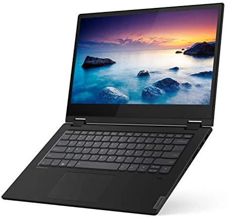 Lenovo Flex 14 2-in-1 Convertible Laptop, 14 Inch FHD Touchscreen Display, AMD Ryzen 5 3500U Processor, 12GB DDR4 RAM, 256GB NVMe SSD, Windows 10, 81SS000DUS, Black, Pen Included 3