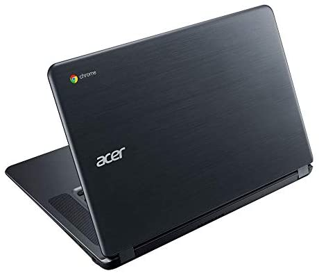 """2018 Acer CB3-532 15.6"""" HD Chromebook with 3x Faster WiFi, Intel Dual-Core Celeron N3060 up to 2.48GHz, 2GB RAM, 16GB SSD, HDMI, USB 3.0, Webcam, 12-Hours Battery, Chrome OS 4"""