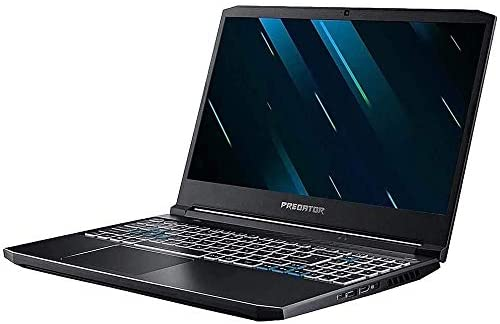 """Acer Predator Helios 300 15.6"""" Intel i7-10750H 16GB Gaming Laptop PH315-53-781R Bundle w/Elite Suite 18 Software (Office Suite Pro, Photo Editor, PDF Editor, PCmover Pro) + 1 Year Protection Plan 3"""