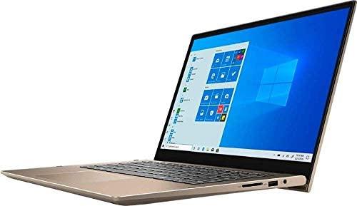 """Dell Inspiron 7000 14"""" FHD 2-in-1 Touchscreen Laptop   AMD Ryzen 7 4700U   16GB RAM   512GB SSD   Backlit Keyboard   Pen  Windows 10 Home   Sandstorm 2"""