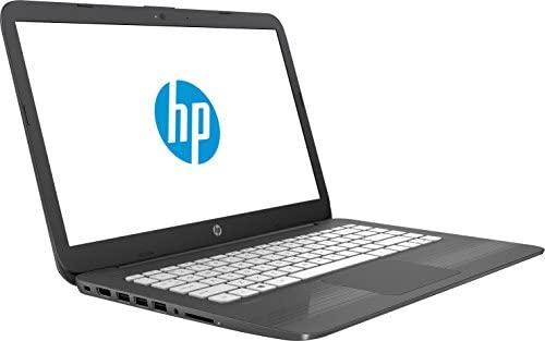 "HP Stream 14-cb012wm, 14"" HD Display, Intel N3060, 4GB RAM, 32GB SDD, Windows 10 Home S Mode, Gray 5"