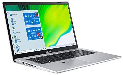 "Acer Aspire 5 A517-52-59SV, 17.3"" Full HD IPS Display, 11th Gen Intel Core i5-1135G7, Intel Iris Xe Graphics, 8GB DDR4, 512GB NVMe SSD, WiFi 6, Fingerprint Reader, Backlit Keyboard 8"