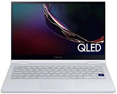 "2020 Samsung Galaxy Book Flex Alpha 13.3"" QLED FHD 1080p Multi-Touch 2-in-1 Business Laptop (Intel Quad-Core i5-10210U, 8GB RAM, 1TB SSD) Backlit, Wi-Fi 6, Windows 10 Home + IST Computers HDMI Cable 2"