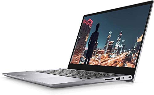 "2021 Dell Inspiron 14 5000 2-in-1 Convertible Laptop Computer, 14"" FHD Touchscreen, 11th Gen Intel 4-Core i7-1165G7, 12GB DDR4 RAM, 512GB NVMe M.2 SSD, Windows 10 Pro, Wi-Fi 6, Webcam, USB-C, HDMI 6"