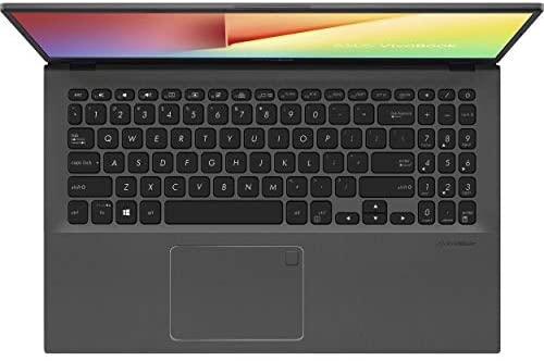 "ASUS VivoBook 15 15.6"" FHD Touchscreen Laptop Computer_ Intel Core i3 1005G1 Up to 3.4GHz_ 4GB DDR4 RAM, 128GB SSD_ Fingerprint Reader_ Windows 10 S_ BROAGE 64GB Flash Stylus 5"