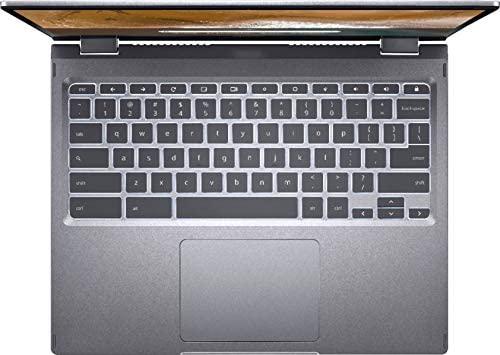 "Acer Chromebook Spin 713 13.5"" 2K Touchscreen 2-IN-1 Laptop computer Pc, Intel Quard-Core i5-10210U (Beats i7-7500U), 8GB DDR4 RAM, 128GB PCIe SSD, WiFi 6, Backlit KB, Chrome OS, BROAGE 64GB Flash Stylus 6"