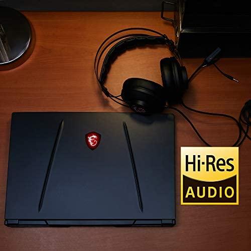"""MSI GL65 Leopard 10SFK-062 15.6"""" FHD 144Hz 3ms Thin Bezel Gaming Laptop Intel Core i7-10750H RTX2070 16GB 512GB NVMe SSD Win 10 5"""