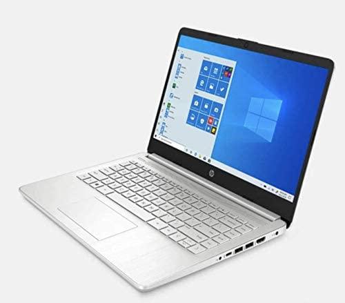 "2021 Newest HP 14"" HD Touchscreen Laptop Computer, AMD Ryzen 3 3250U up to 3.5GHz (Beat i5-7200U), 8GB DDR4 RAM, 256GB SSD, WiFi, Bluetooth, HDMI, Webcam, Remote Work, Windows 10 S, AllyFlex MP 3"