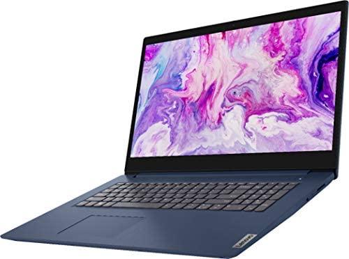 "2021 Newest Lenovo IdeaPad3 17.3"" HD+ Home and Business Laptop Computer Quad-Core i5-1035G1 20GB RAM DDR4 512GB M.2 NVMe SSD Intel UHD Graphics HDMI Bluetooth Webcam Windows 10 Pro w/ RE Accessories 3"