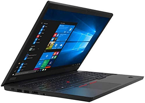 "Lenovo ThinkPad E15 (20T80005US) Laptop, 15.6"" FHD Display, AMD Ryzen 5 4500U Upto 4.0GHz, 8GB RAM, 256GB NVMe SSD, HDMI, DIsplayPort via USB-C, Card Reader, Wi-Fi, Bluetooth, Windows 10 Pro 4"