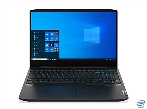 "Lenovo IdeaPad Gaming 3 15.6"" Gaming Laptop 120Hz i5-10300H 8GB RAM 256GB SSD GTX 1650 4GB Onyx Black - 10th Gen i5-10300H Quad-Core - NVIDIA GeForce GTX 1650 4GB GDDR6 - 120Hz Refresh Rate - in- 3"
