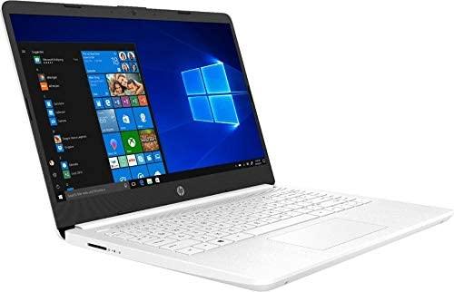HP Laptop Intel Celeron N4020 4GB DDR4 SDRAM 64GB eMMC 14 inch HD LED Display Microsoft 365 1 Year Subscription (White) 2