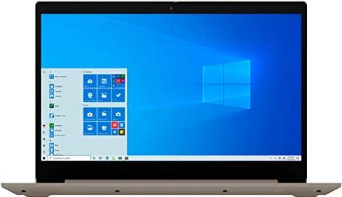 "2020 Newest Lenovo IdeaPad 3 15"" HD Touch Screen Laptop, Intel 10th Gen Dual-Core i3-1005G1 CPU, 8GB DDR4 RAM, 256GB PCI-e SSD, Webcam, WiFi 5, Bluetooth, Windows 10 S - Almond 8"