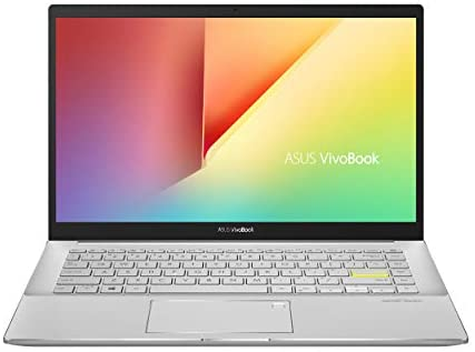 """ASUS VivoBook S14 S433 Thin and Light Laptop, 14"""" FHD Display, Intel Core i5-1135G7 CPU, 8GB DDR4 RAM, 512GB PCIe SSD, Thunderbolt 3, Wi-Fi 6, Windows 10 Home, Dreamy White, S433EA-DH51-WH 2"""