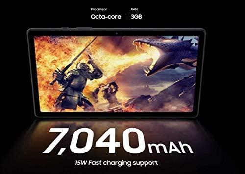 "Samsung Galaxy Tab A7 10.4"" 64GB with Wi-Fi + 64GB microSD Memory Card (Gray) (Renewed) 9"