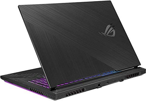 """CUK ROG Strix G17 G712LW by ASUS 17 Inch Gamer Notebook (Intel Core i7-10750H, 64GB RAM, 2TB NVMe SSD, NVIDIA GeForce RTX 2070 8GB, 17.3"""" FHD 144Hz 3ms, Windows 10 Home) Gaming Laptop Computer 3"""