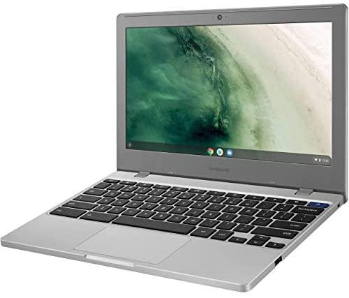 "Samsung Chromebook 4 11.6"" Laptop computer Pc for Enterprise Pupil, Intel Celeron N4000 as much as 2.6GHz, 4GB LPDDR4 RAM, 32GB eMMC, 802.11ac WiFi, Bluetooth, Chrome OS, iPuzzle Mousepad, On-line Class Prepared 4"