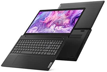 "Lenovo IdeaPad 3 15"" Laptop, 15.6"" HD (1366 x 768) Display, AMD Ryzen 3 3250U Processor, 4GB DDR4 Onboard RAM, 128GB SSD, AMD Radeon Vega 3 Graphics, Windows 10, 81W10094US, Business Black 6"
