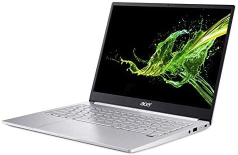 "Acer Swift 3 Skinny & Mild 13.5"" 2256 x 1504 IPS Show, tenth Gen Intel Core i5-1035G4, 8GB LPDDR4, 512GB NVMe SSD, Wi-Fi 6, Fingerprint Reader, Again-lit Keyboard, SF313-52-52VA 2"