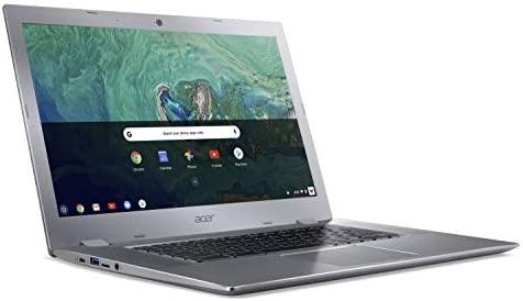 "Acer Chromebook 15 CB315-1HT-C4RY, Intel Celeron N3350, 15.6"" Full HD Touch Display, 4GB LPDDR4, 32GB eMMC, 802.11ac WiFi, Bluetooth 4.2, Google Chrome 2"