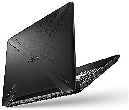 "2021 Asus TUF Gaming FX505 15.6"" FHD 144Hz Laptop Computer, 9th Gen Intel Core i7-9750H, 8GB RAM, 512GB PCIe SSD, RGB Backlit KB, HD webcam, GeForce GTX 1650 GPU, Win 10, Black, 32GB SnowBell USB Card 7"