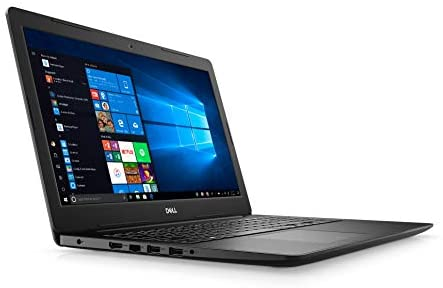 "Dell Inspiron 3000 Series 15.6"" HD Notebook - Intel Celeron 4205U 1.8GHz - 4GB RAM 128GB PCIe SSD - Webcam - Windows 10 Home in S Mode, Black 4"