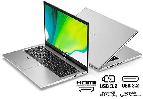"Acer Aspire 5 A515-56-50RS, 15.6"" Full HD IPS Display, 11th Gen Intel Core i5-1135G7, Intel Iris Xe Graphics, 8GB DDR4, 256GB NVMe SSD, WiFi 6, Fingerprint Reader, Backlit Keyboard 5"