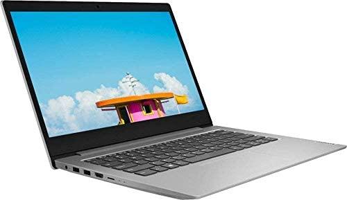 "2020 Lenovo IdeaPad Laptop ComputerAMD A6-9220e 1.6GHz 4GB Memory 64GB eMMC Flash Memory 14"" AMD Radeon R4 AC WiFi Microsoft Office 365 Platinum Gray Windows 10 Home 3"