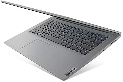 "Lenovo IdeaPad 3 Laptop 10th Gen i5-1035G1, 14"" HD 1080p, 8GB DDR4, 512GB SSD Win 10 Home- Platinum Grey 5"