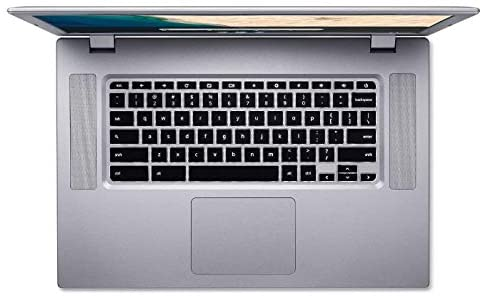 Acer Chromebook 315-2HT Touchscreen Laptop in Silver AMD A4 up to 2.5GHz 4GB RAM 32GB eMMC 15.6in Full HD Touch LCD Web Cam Chrome OS Gigabit WiFi (Renewed) 5