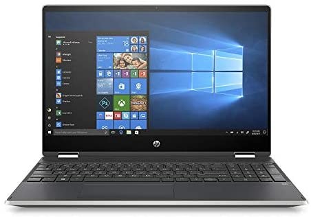 "New HP Pavilion 2-in-1 15.6"" HD Touchscreen Laptop Intel i5-8265U 8GB RAM 512GB SSD Bluetooth Windows 10 4"