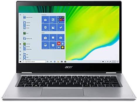 Acer Spin 3 2-in-1 14.0-inch FHD Touchscreen Premium Laptop PC, Intel Quad-Core i7-1065G7, Intel Iris Plus Graphics, 8GB DDR4 RAM, 512GB SSD, Backlit Keyboard, Windows 10 Home 64 bit, Silver 2