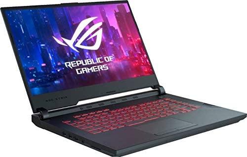 "2019 ASUS ROG G531GT 15.6"" FHD Gaming Laptop- Hexa-Core 4.5 GHz Intel i7-9750H, 16GB DDR4, NVIDIA GeForce GTX 1650 with 4GB GDDR5, 512GB PCIe SSD, RGB Backlit KB, HDMI, USB 3.0 2"
