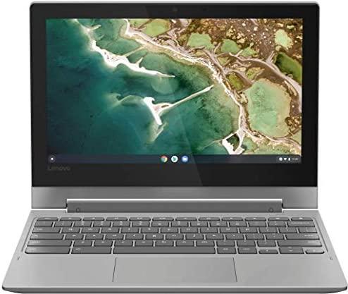 "2021 Lenovo Chromebook Flex 11"" 2-in-1 Convertible Laptop, 11.6-Inch HD Touch Screen, MediaTek MT8173C Quad-Core Processor, 4GB RAM, 32GB eMMC, Webcam, USB Type C, Chrome OS, TiTac Accessory 5"