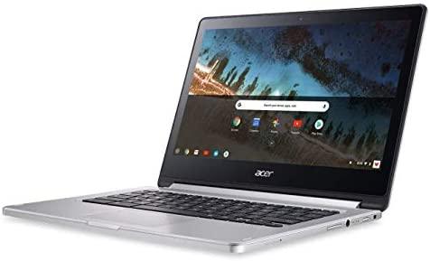 Acer R13 13.3in Convertible 2-in-1 FHD IPS Touchscreen Chromebook - Intel Quad-Core MediaTek MT8173C 2.1GHz, 4GB RAM, 64GB SSD, Bluetooth, HDMI, Chrome OS (Renewed) 5