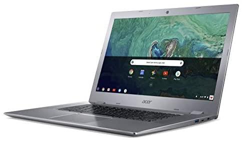 "Acer Chromebook 15 CB315-1HT-C4RY, Intel Celeron N3350, 15.6"" Full HD Touch Display, 4GB LPDDR4, 32GB eMMC, 802.11ac WiFi, Bluetooth 4.2, Google Chrome 3"